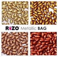Rizo Metallic BAG