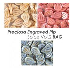 Preciosa Engraved Pip Spice Vol.1 BAG