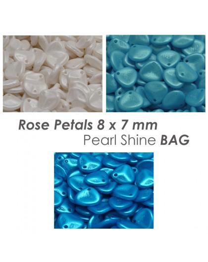 Rose Petals 8 x 7 mm Crystal Magic BAG