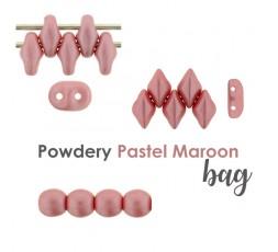 Powdery Pastel Maroon BAG