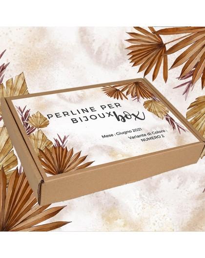 Perline per BiJoux Box Giugno 2021 - Numero 2
