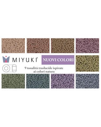 Miyuki Rocailles 11/0 Translucent BAG