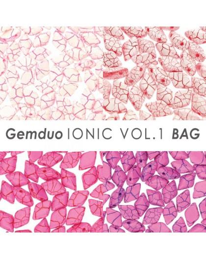 Gemduo 8x5mm Ionic BAG