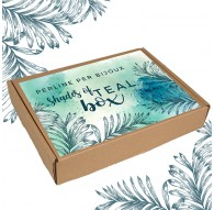 Perline per BiJoux Box - Shades of Teal