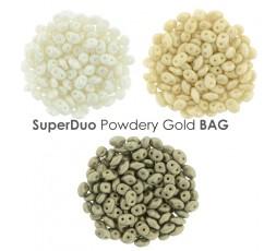 SuperDuo Powedery Teal Ocean BAG