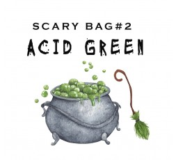 Scary BAG Numero 2 - Acid Green